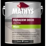 PARACEM DECO ULTRA MATT 1L BLANC MATHYS