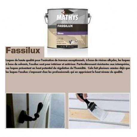 FASSILUX GLOSS 0.5L - 1L - 2.5L - MATHYS