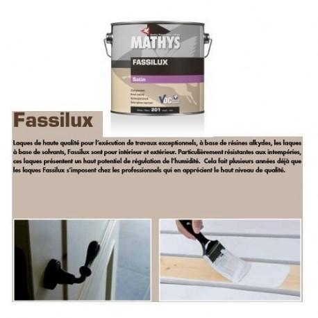 FASSILUX SATIN 0.5L - 1L - 2.5L - 10L - MATHYS
