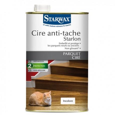 starwax cire anti tache starlon decopeintures. Black Bedroom Furniture Sets. Home Design Ideas